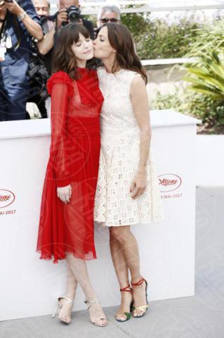 Stacy Martin, Berenice Bejo - Cannes - 21-05-2017 - Cannes 2017: Hazanavicius racconta Godard con Le Redoutable