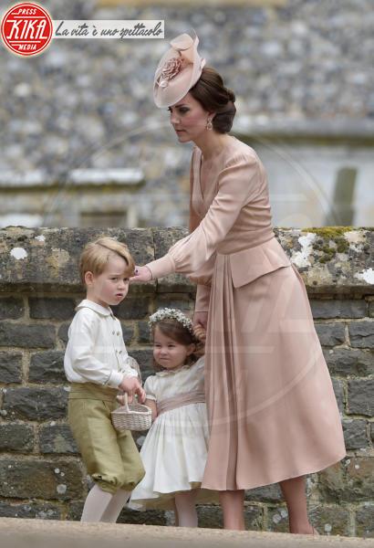 Princess Charlotte, Prince George, Kate Middleton - 20-05-2017 - Arrestato per stupro il suocero di Pippa Middleton