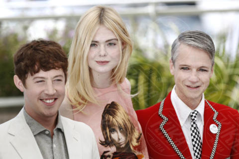 Cameron Mitchell, Elle Fanning - Cannes - 21-05-2017 - Cannes 2017: Elle Fanning per How to talk to Girls at Parties