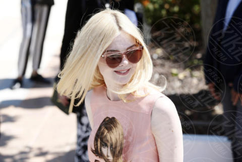 Elle Fanning - Cannes - 21-05-2017 - Cannes 2017: Elle Fanning per How to talk to Girls at Parties