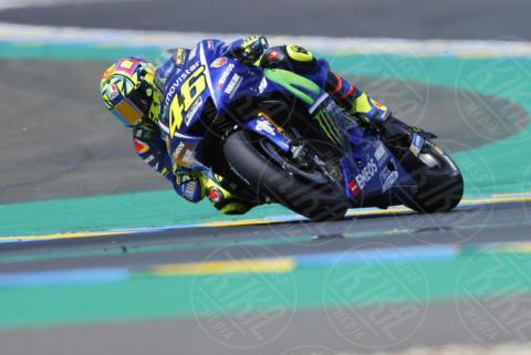 Valentino Rossi - Le Mans - 21-05-2017 - Le Mans: vince Vinales dopo la caduta di Rossi