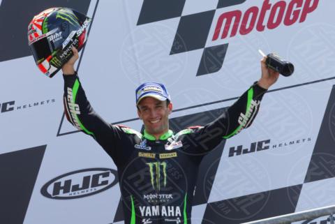 Johan Zarco - Le Mans - 21-05-2017 - Le Mans: vince Vinales dopo la caduta di Rossi