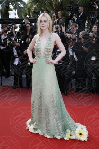 Elle Fanning - Cannes - 21-05-2017 - Le icone di stile del 2017? People le ha scelte: sono loro!