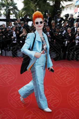 Sandy Powell - Cannes - 21-05-2017 - Cannes: l'eleganza di Nicole Kidman, il sideboob di Elle Fanning