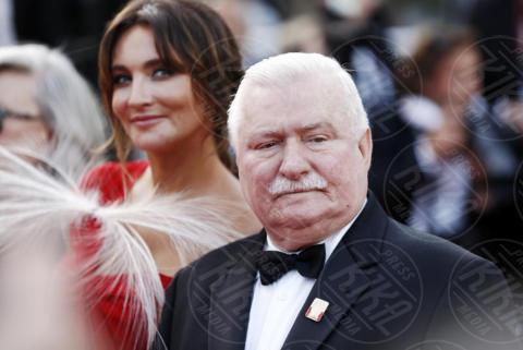 Lech Walesa - Cannes - 21-05-2017 - Cannes: l'eleganza di Nicole Kidman, il sideboob di Elle Fanning