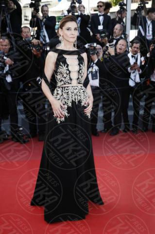 Clotilde Courau - Cannes - 21-05-2017 - Cannes: l'eleganza di Nicole Kidman, il sideboob di Elle Fanning