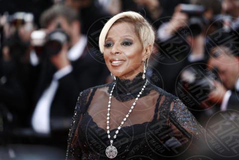Mary J. Blige - Cannes - 21-05-2017 - Cannes: l'eleganza di Nicole Kidman, il sideboob di Elle Fanning