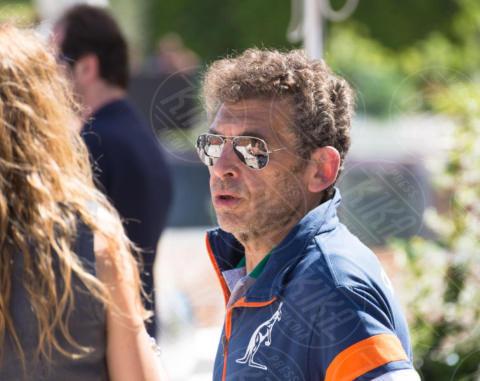 Ninni Bruschetta - Roma - 20-05-2017 - Paolo Bonolis e Clarence Seedorf tennisti per una buona causa