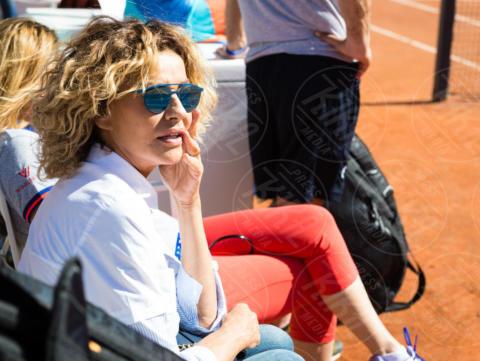 Eva Grimaldi - Roma - 20-05-2017 - Paolo Bonolis e Clarence Seedorf tennisti per una buona causa