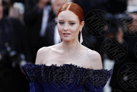 Barbara Meier - Cannes - 21-05-2017 - Cannes: l'eleganza di Nicole Kidman, il sideboob di Elle Fanning