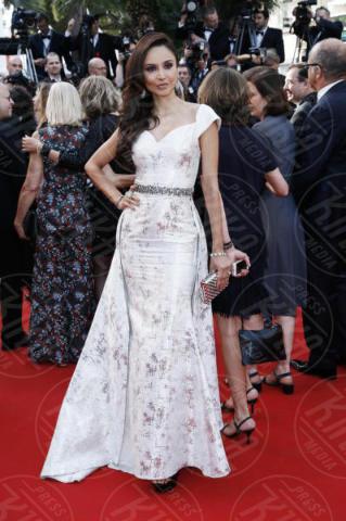 Patricia Contreras - Cannes - 21-05-2017 - Cannes: l'eleganza di Nicole Kidman, il sideboob di Elle Fanning