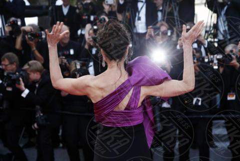 Andie MacDowell - Cannes - 21-05-2017 - Cannes: l'eleganza di Nicole Kidman, il sideboob di Elle Fanning
