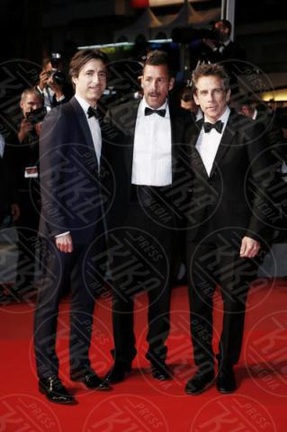 Noah Baumbach, Ben Stiller, Adam Sandler - Cannes - 21-05-2017 - Cannes: l'eleganza di Nicole Kidman, il sideboob di Elle Fanning
