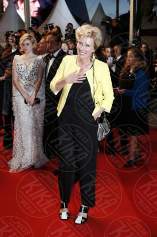 Emma Thompson - Cannes - 21-05-2017 - Cannes: l'eleganza di Nicole Kidman, il sideboob di Elle Fanning