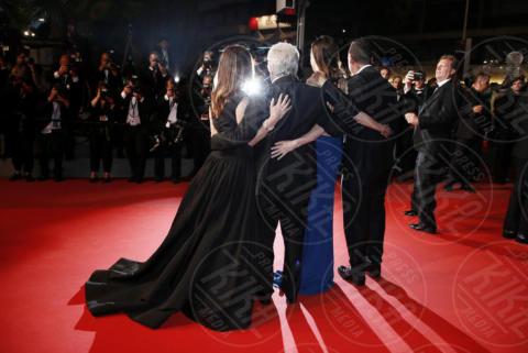 Dunstin Hoffman, Lisa Gottsegen, Jackie Sandler, Adam Sandler - Cannes - 21-05-2017 - Cannes: l'eleganza di Nicole Kidman, il sideboob di Elle Fanning