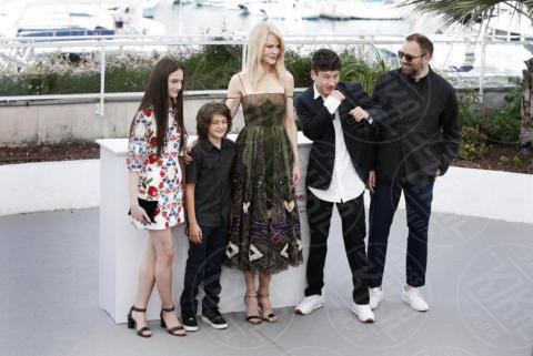Sunny Suliic, Barry Keoghan, Raffey Cassidy, Yorgos Lanthimos, Nicole Kidman - Cannes - 22-05-2017 - Cannes 2017: Nicole Kidman è una delizia