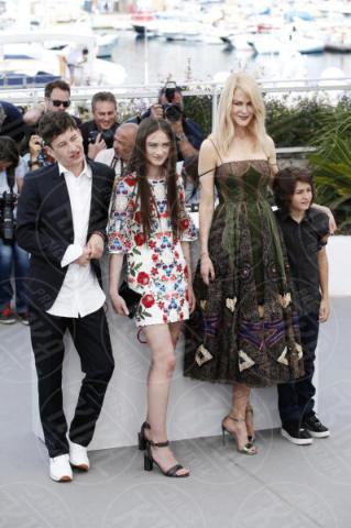 Sunny Suliic, Barry Keoghan, Raffey Cassidy, Nicole Kidman - Cannes - 22-05-2017 - Cannes 2017: Nicole Kidman è una delizia