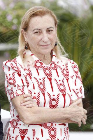 Miuccia Prada - Cannes - 22-05-2017 - Cannes: Carne y Arena, Inarritu vira verso la realtà virtuale