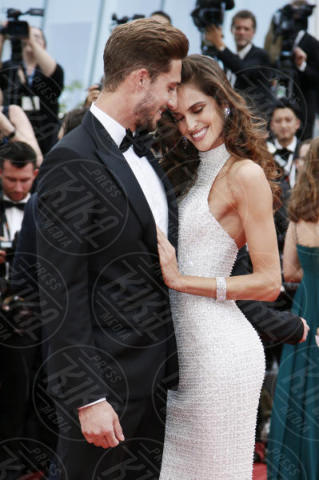 Kevin Trapp, Izabel Goulart - Cannes - 22-05-2017 - Cannes 2017: Nicole Kidman, una damigella con tutù