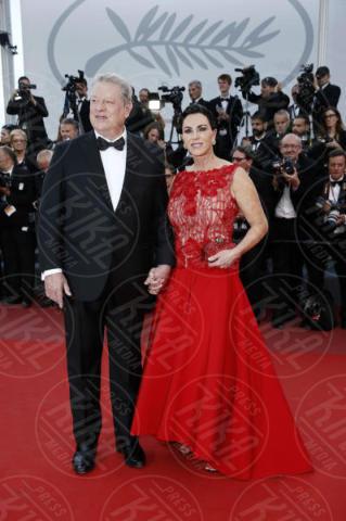 Tipper Gore, Al Gore - Cannes - 22-05-2017 - Cannes 2017: Nicole Kidman, una damigella con tutù