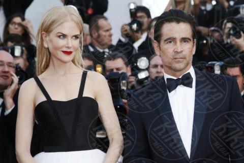Colin Farrel, Nicole Kidman - Cannes - 22-05-2017 - Cannes 2017: Nicole Kidman, una damigella con tutù