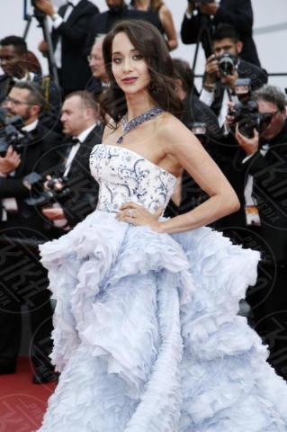 Lana El Sahely - Cannes - 22-05-2017 - Cannes 2017: Nicole Kidman, una damigella con tutù