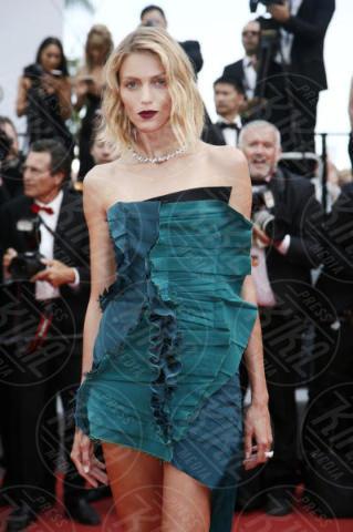 Anja Rubik - Cannes - 22-05-2017 - Cannes 2017: Nicole Kidman, una damigella con tutù