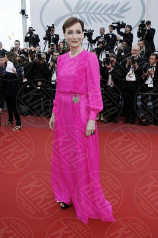 Kristin Scott Thomas - Cannes - 22-05-2017 - Cannes 2017: Nicole Kidman, una damigella con tutù