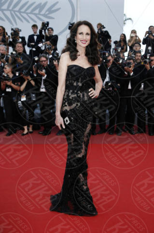 Andie MacDowell - Cannes - 22-05-2017 - Cannes 2017: Nicole Kidman, una damigella con tutù
