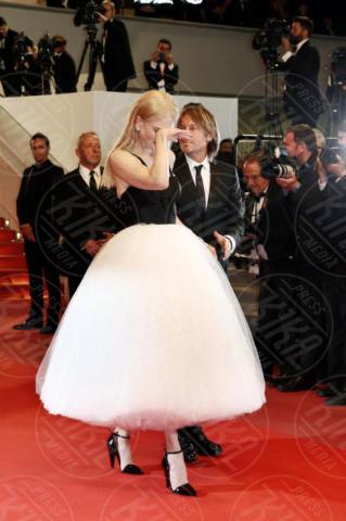 Keith Urban, Nicole Kidman - Cannes - 22-05-2017 - Cannes 2017: Nicole Kidman, una damigella con tutù