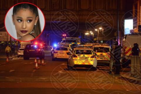 concerto Ariana Grande - Manchester - 25-04-2015 - Attentato al concerto di Ariana Grande: il video dell'esplosione