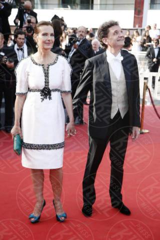 Carol Bouquet - Cannes - 23-05-2017 - Cannes festeggia 70 anni: sul red carpet la crème de la crème