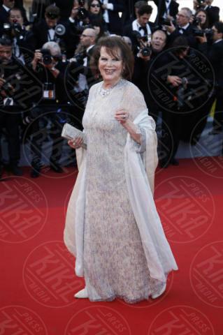 Claudia Cardinale - Cannes - 23-05-2017 - Cannes festeggia 70 anni: sul red carpet la crème de la crème