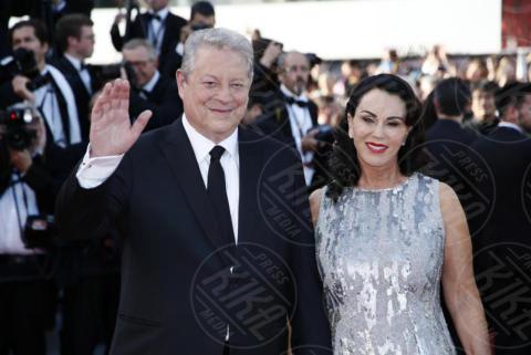 Al Gore - Cannes - 23-05-2017 - Cannes festeggia 70 anni: sul red carpet la crème de la crème