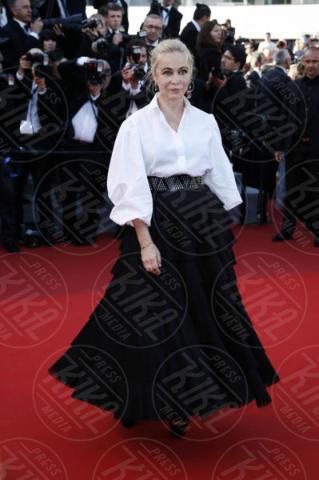 Emmanuelle Beart - Cannes - 23-05-2017 - Cannes festeggia 70 anni: sul red carpet la crème de la crème
