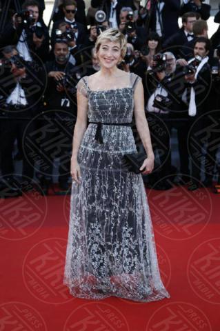 Valeria Bruni Tedeschi - Cannes - 23-05-2017 - Cannes festeggia 70 anni: sul red carpet la crème de la crème