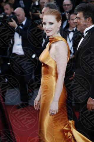Jessica Chastain - Cannes - 23-05-2017 - Cannes festeggia 70 anni: sul red carpet la crème de la crème