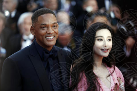 Fan Bingbing, Will Smith - Cannes - 23-05-2017 - Cannes festeggia 70 anni: sul red carpet la crème de la crème