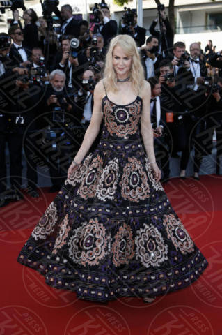 Nicole Kidman - Cannes - 23-05-2017 - Cannes festeggia 70 anni: sul red carpet la crème de la crème