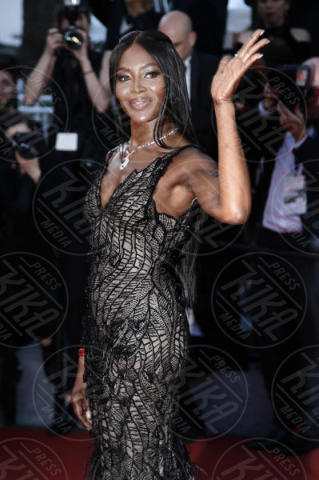 Naomi Campbell - Cannes - 23-05-2017 - Cannes festeggia 70 anni: sul red carpet la crème de la crème