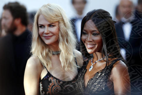 Naomi Campbell, Nicole Kidman - Cannes - 23-05-2017 - Cannes festeggia 70 anni: sul red carpet la crème de la crème