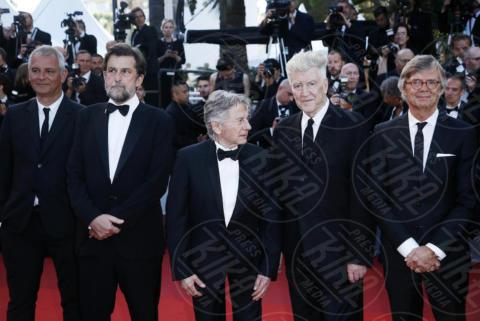 Roman Polanski, David Lynch, Nanni Moretti - Cannes - 23-05-2017 - Cannes festeggia 70 anni: sul red carpet la crème de la crème