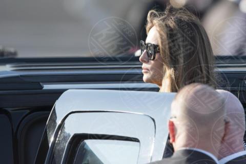 Melania Trump - Roma - 23-05-2017 - Donald Trump a Roma, Melania rifiuta ancora di dargli la mano