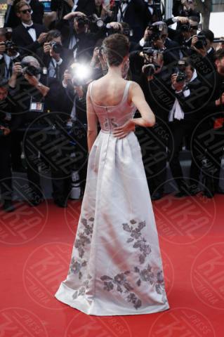 Bianca Balti - Cannes - 23-05-2017 - Cannes festeggia 70 anni: sul red carpet la crème de la crème