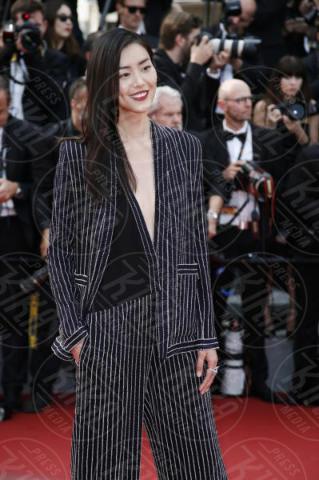 Liu Wen - Cannes - 23-05-2017 - Cannes festeggia 70 anni: sul red carpet la crème de la crème