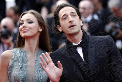 Lara Leto, Adrien Brody - Cannes - 23-05-2017 - Cannes festeggia 70 anni: sul red carpet la crème de la crème