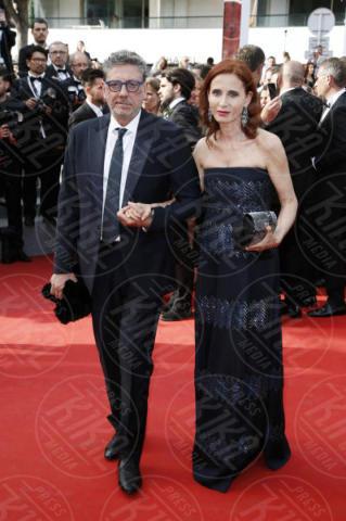 Margaret Mazzantini, Sergio Castellitto - Cannes - 23-05-2017 - Cannes festeggia 70 anni: sul red carpet la crème de la crème