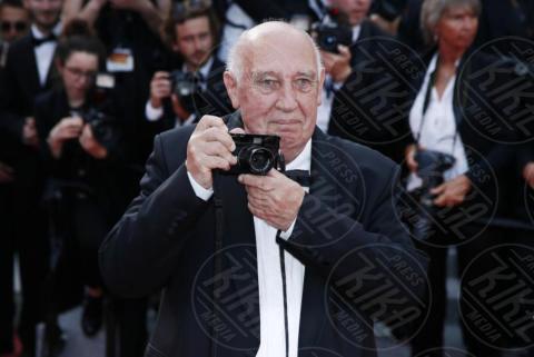 Raymond Depardon - Cannes - 23-05-2017 - Cannes festeggia 70 anni: sul red carpet la crème de la crème