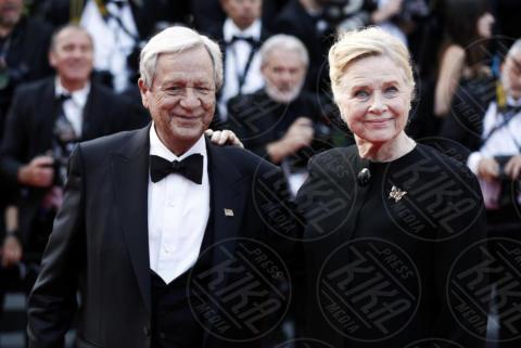 Donald Saunders, Liv Ullmann - Cannes - 23-05-2017 - Cannes festeggia 70 anni: sul red carpet la crème de la crème
