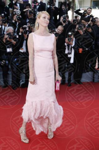 Uma Thurman - Cannes - 23-05-2017 - Cannes festeggia 70 anni: sul red carpet la crème de la crème